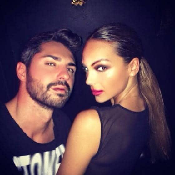 Sarah Nile e Matteo Guerra