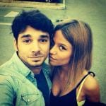 Andrea Cerioli e Zoe Cristofoli
