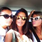 Chiara Valentini, Germana Meli e Chiara Giorgianni