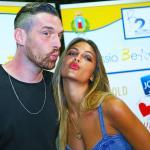 Leonardo Tumiotto e Sarah Nile