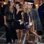Teresanna Pugliese, Ramona Amodeo e Tania Fiorillo