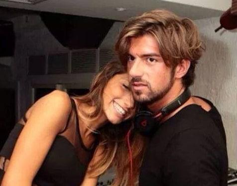 Giorgia Lucini ed Andrea Damante