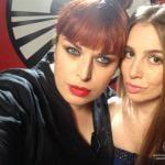 Alessandra Angeli e Antonella Ventura