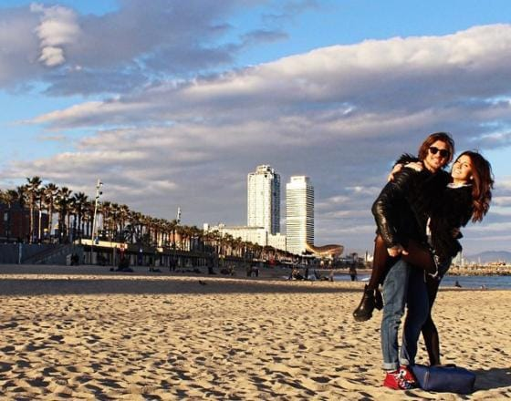 Andrea Damante e Giorgia Lucini