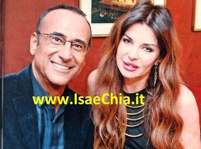 Carlo Conti Intervistato Da Alba Parietti Devo Tutto A Mia Mamma Isa E Chia
