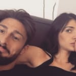 Amedeo Andreozzi e Alessia Messina