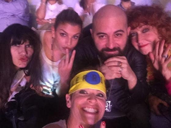 Elisa, Emma Marrone, Alessandra Amoroso, Giuliano Sangiorgi, Fiorella Mannoia