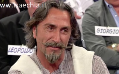 Trono over - Tony De Leonardis