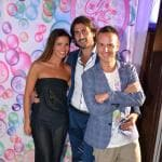 Cinzia Scozzese, Graziano Amato e Antonello Lauretti