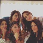 Teresanna Pugliese, Tania Fiorillo, Eliana Michelazzo e Pamela