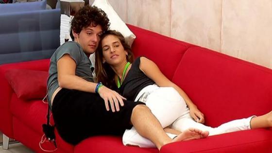 Grande Fratello 14 - Barbara Donadio e Domenico Manfredi
