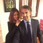 Isabella Falasconi e Mauro Donà