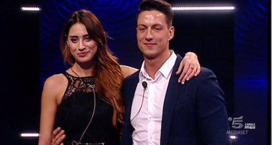 Luca Terracciano e Giulia