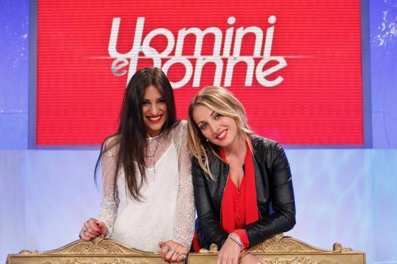 Rossella Intellicato e Ludovica Valli