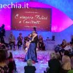 Trono classico - Teresa Cilia e Salvatore Di Carlo