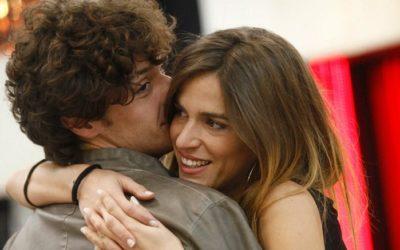 Domenico Manfredi e Barbara Donadio