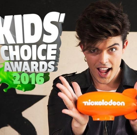 Stash Fiordispino - Nickelodeon