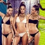 Beatrice Valli, Margot Ovani e Gracia De Torres