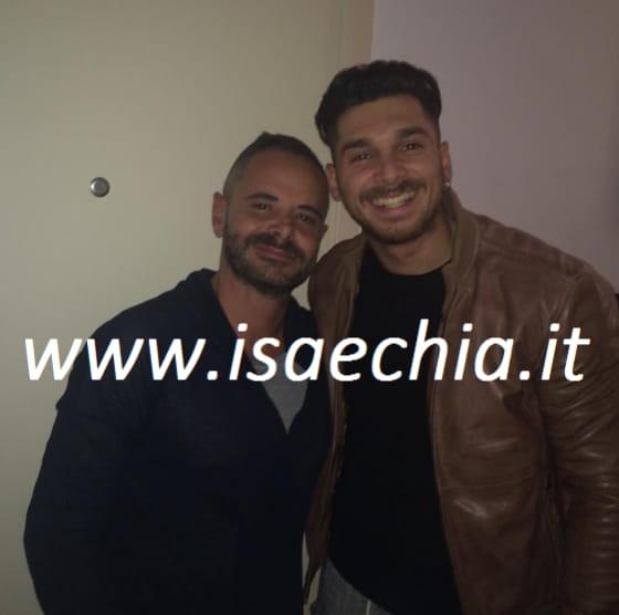 Francesco Minunno e Andrea Cerioli