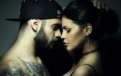Gianmarco Valenza e Margot Ovani