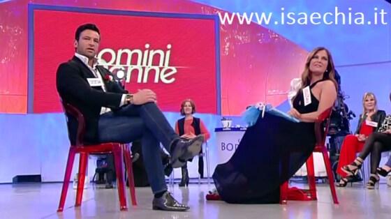 Trono over - Cristian Offer e Giuliana Brasiello