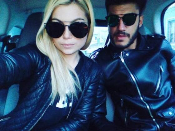 Lorenzo Riccardi e Nicole Biondi