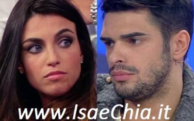 Nicole Mazzocato e Cristian Gallella