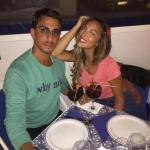 Mirko Scarcella e Sarah Nile