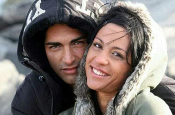 Martina Luciani e Giorgio Alfieri