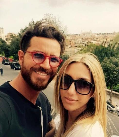 Serena Traverso e Luca Rufini