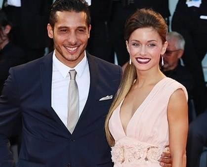 Alice Bellagamba e Daniel Bondì