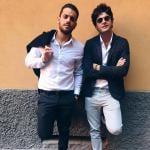 Gianmarco Valenza e Domenico Manfredi