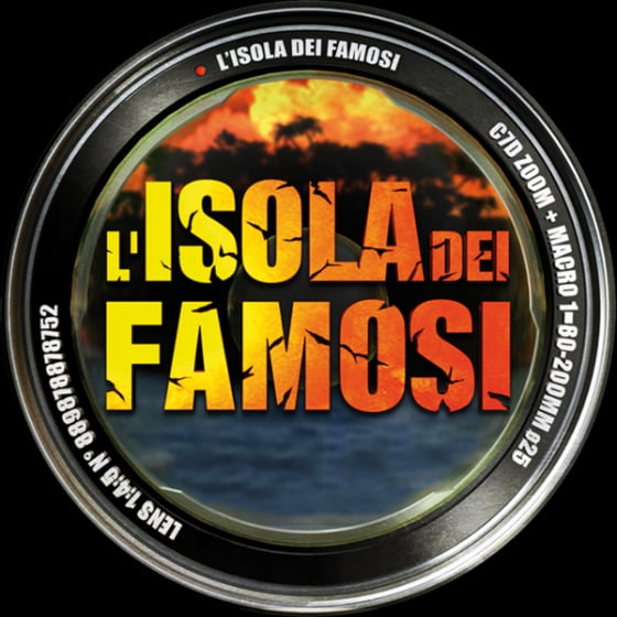 Isola dei famosi - logo