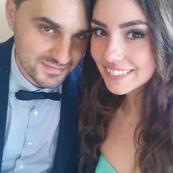 Sharon Bergonzi e Valerio Tenneriello