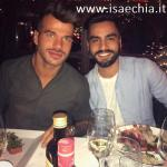 Claudio Sona e Mario Serpa