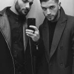 Simone Nolasco e Salvatore Dello Iacolo