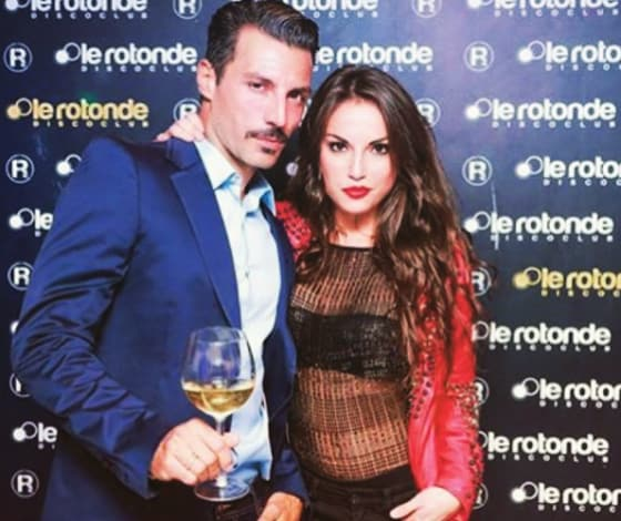 Daniele Interrante e Francesca DE André