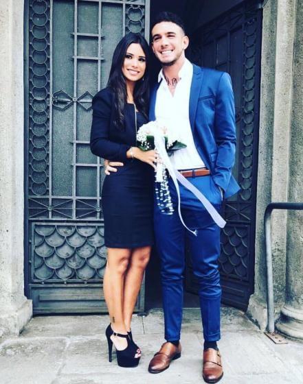 Lucas Peracchi e Silvia Corrias