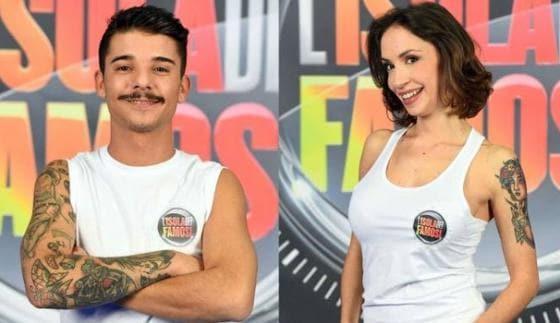 Moreno Donadoni e Malena