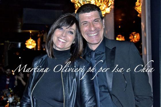 Luigi Battaglia ed Elisabetta Fantini