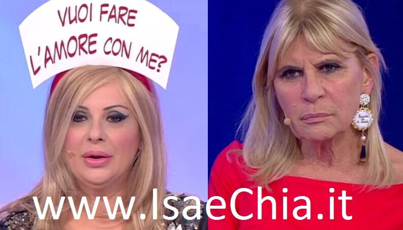 dbc5a2feccc5 Tina Cipollari si scaglia duramente contro Gemma Galgani: