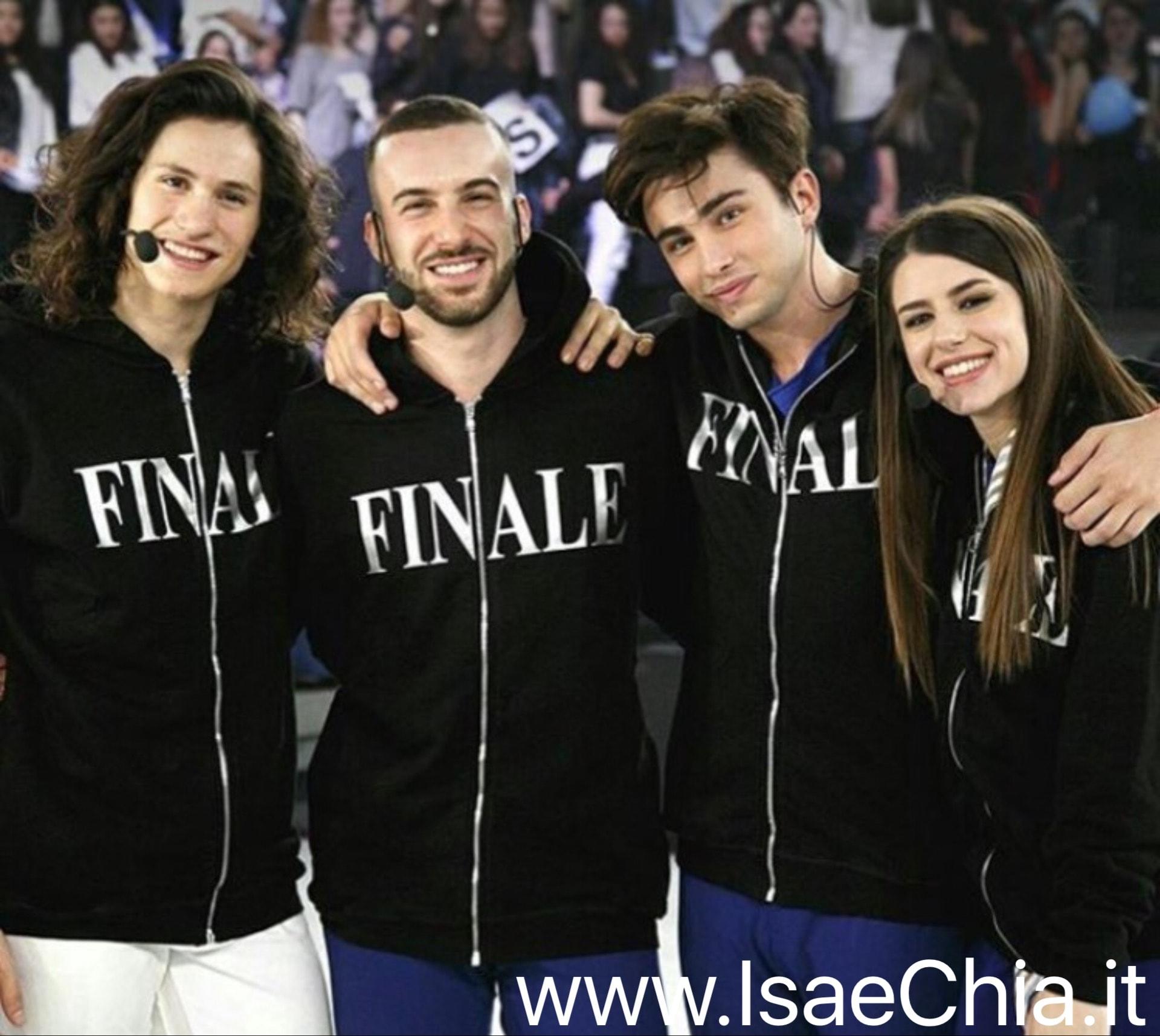 Amici Di Maria De Filippi 16 Lopinione Di Isa Sulla Semifinale