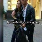 Mattia Marciano e Desirèe Popper