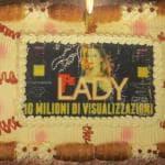 Torta The Lady
