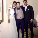Danilo Novelli, Nicola Zaccaro e Raffaella