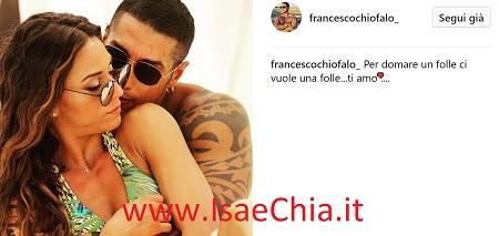 Instagram - Francesco Chiofalo