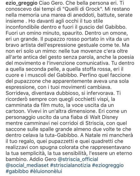 Instagram - Greggio