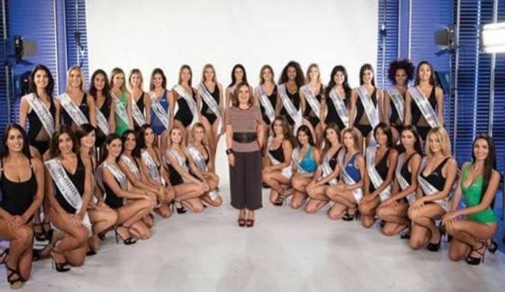 Miss Italia 2017 - finaliste