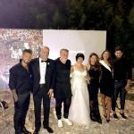 Alessandro Calabrese, Aldo Pellegrino, Lele Mora, Lidia Vella, Federica Lepanto e Gianfilippo Lavuri