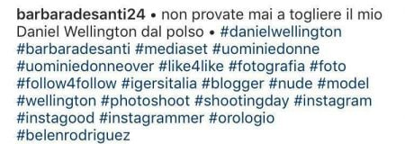 Instagram - Barbara
